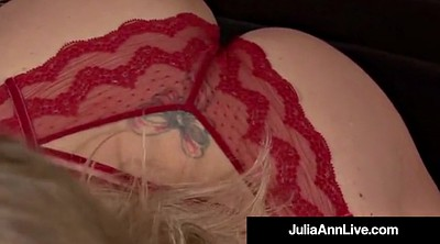 Julia ann, Double, Dirty, Talking dirty