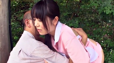 Japanese old, Subtitle, Outside, Japanese young, Japanese gay