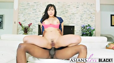 Ebony anal, Asian riding, Asian anal