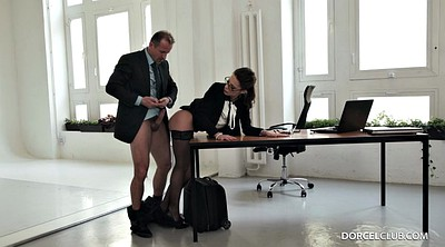 Secretary, Sexy stockings