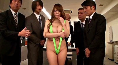 Japanese office, Japanese busty