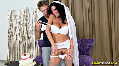 Veronica avluv, Bride, Milf real