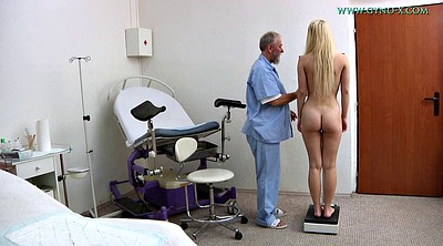 Doctor, Pussy insertion, Doctor sex