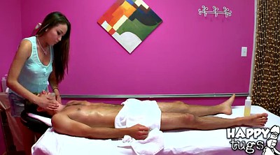 Asian massage, Hot handjob