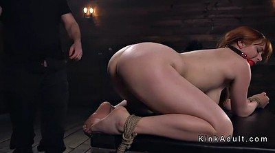 Spanking, Caning, Hogtied, Spanked and fucked, Dungeon