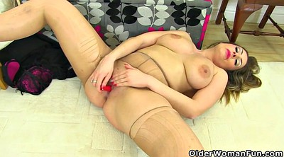 British mature, Nylon mature