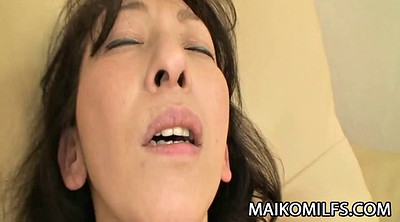 Mako, Mature japanese, Inside