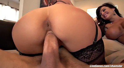 Lucky, Riding dick