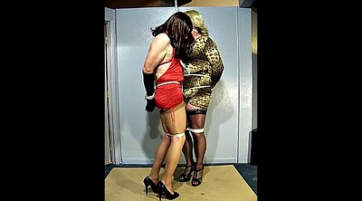 Crossdresser, Together, Crossdresser bondage