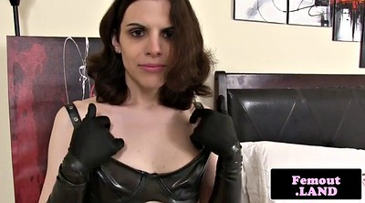 Queen, Latex masturbation