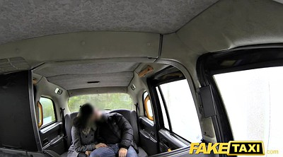 Young girl, Fake taxi