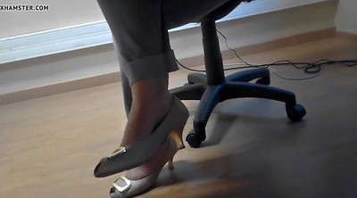 French, Foot, Candid foot