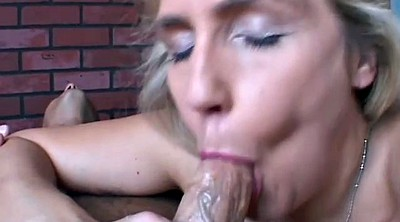 Sloppy blowjob, Sexy granny, Sloppy blowjobs