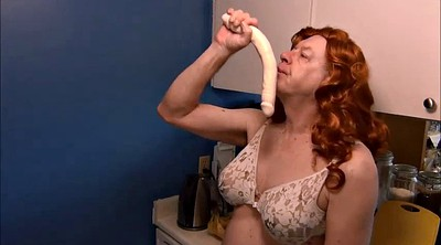 Big, Wicked, Gagged, Double dildo