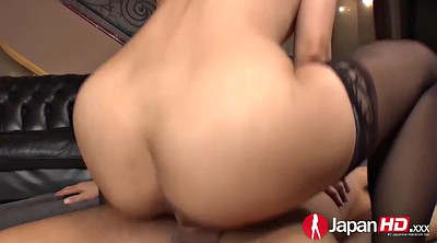 Double creampie, Hairy japanese