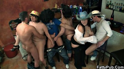 Bbw group, Orgy
