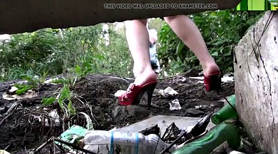 Piss, Boot, Cams, Hidden pee, Hidden cam