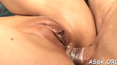Asian, Wet pussy