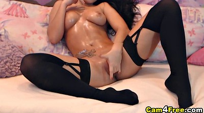 Dildo solo, Curves, Curved