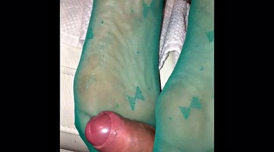Foot job, Nylon feet, Job, Nylon foot, Gay feet, Stocking foot
