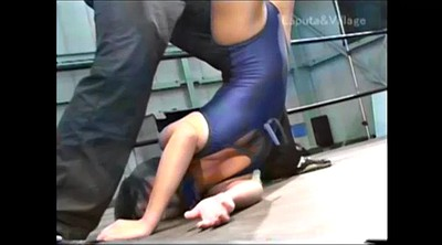 Wrestling, Wrestle, Japanese bdsm