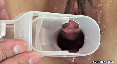 Speculum, Japanese squirt, Asian squirting, Hairy squirt, Asian squirt, Japanese squirting