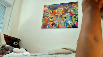 Masturbation, Young pussy, Webcam young