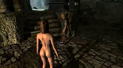Cartoon, Cartoons, Skyrim, Public bdsm