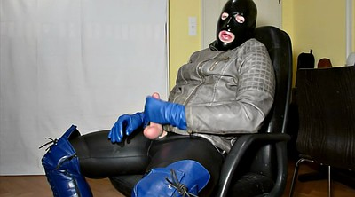 Boots, Gloves, Leather, Leather boots, Glove, Leather boot