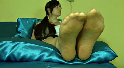 Feet, Nylon feet, Nylon foot