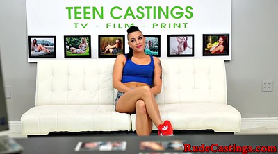 Teen casting, Reality, Castings