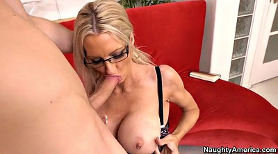 Emma, Sucking balls, Glasses milf, Big balls, Balls deep, Ball sucking