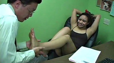 Footjob, Armpit, Cum feet, Armpits, Feet cum, Office footjob