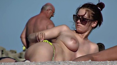 Beach, Hidden cam