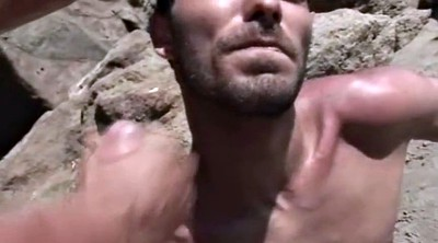 Handsome, Outdoors, Sex on the beach