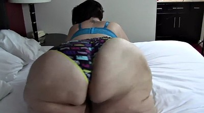 Huge ass, Huge ass solo, Bbw solo
