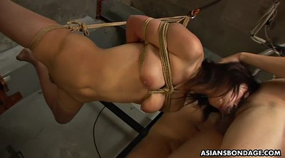 Japanese bdsm, Japanese swallow, Tied up, Sperm, Asian bdsm, Tied and fucked
