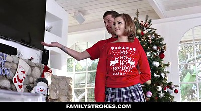 Brother, Stepsister, Photo, Groped, Christmas, Groping