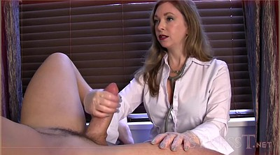 Ejaculation, Exam, Nurse handjob
