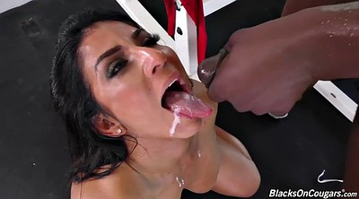 Mandingo, Squirt, Mommy anal, Fit