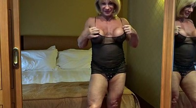 Spanked, Muscled, Femdom ass