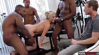 Watch, Femdom black, Summers, Cuckold watching, Wife and black, Bull