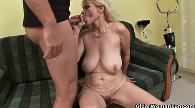 Big tits mom, Mom mature
