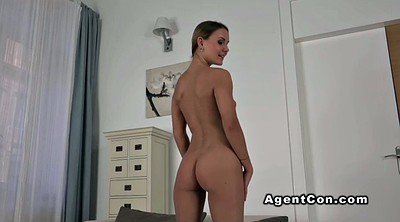 Casting, Interview, Amateur blowjob, Spoon