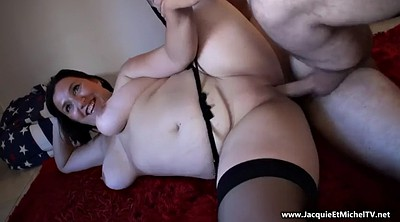 Bbw anal, French mature