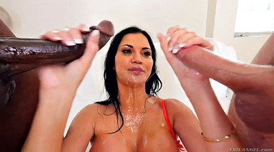 Fat, Jasmine jae, Milf threesome, Big lips