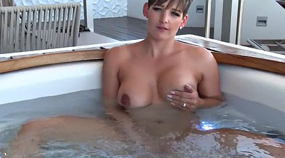 Caught, Spy, Xxx, Spying, Solo big tits, Jacuzzi