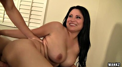 Step mom, Big tits mom, Sophia, Mom solo