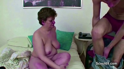 Step mom, Seduce, Seduce mom, Anal mom, Young fuck mom, Wake
