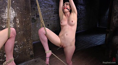 Slave, Throat slave, Tie up